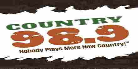 Country 98.9 FM